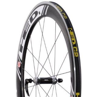 HED Jet 6 FR Clincher Wheels One Color, Shimano/Sram  Bike Wheels  Sports & Outdoors