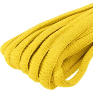 SOF SOLE 54 Oval Shoelaces   Size: 54, Yellow