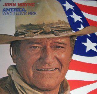 1973 John Wayne America, Why I Love Her Music