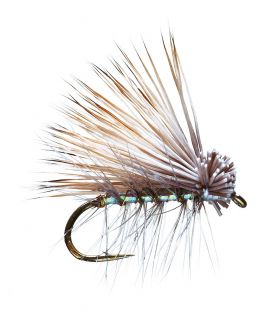 Umpqua Pearl And Elk Caddis Potters 2 Pack