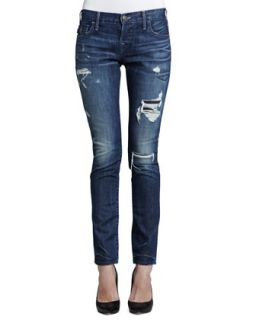 Womens Cameron Destroyed Boyfriend Jeans   True Religion   Aqxm ntve (28)