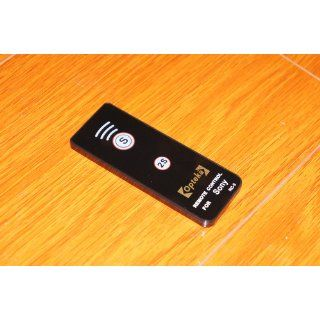 Opteka RC 3 Wireless Remote Control for Sony Alpha A33, A55, A57, A65, A77, A99, NEX 5, NEX 6, NEX 7, A230, A330, A380, A390, A450, A500, A550, A560, A580, A700, A850, A900 (RMT DSLR1 Replacement)  Camera And Camcorder Remote Controls  Camera & Photo