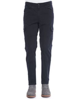 Mens Trooper Russet Pants, Midnight   J Brand Jeans   Midnight (34)