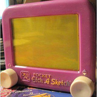 Ohio Art Pocket Etch A Sketch Toys & Games