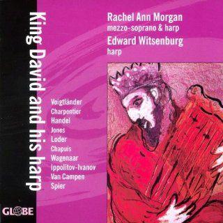 King David & His Harp Music