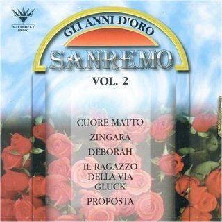 Festival Di San Remo: Gli Anni D'Oro 2: Music