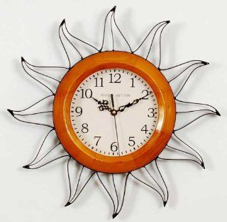 Ashton Sutton ST8502, Sun Wall Clock