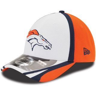 NEW ERA Youth Denver Broncos 2014 Training Camp 39THIRTY Stretch Fit Cap   Size: