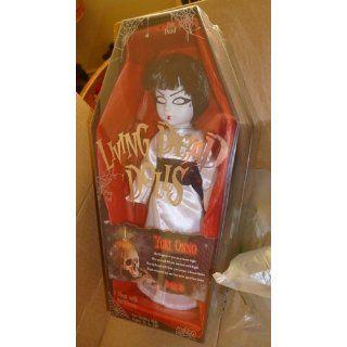 Mezco Toyz Series 24 Living Dead Dolls   Yuki Onna: Toys & Games