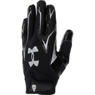UNDER ARMOUR Mens Alter Ego The Punisher F4 Football Gloves   Size: Medium,