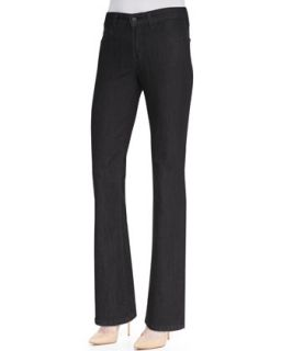 Marilyn Dark Enzyme Straight Leg Jeans, Womens   Not Your Daughters