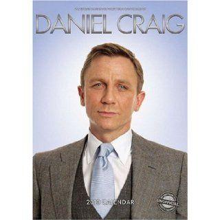 Daniel Craig 2010 Wall Calendar #RS4601 Red Star 9781848384972 Books