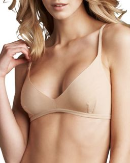 Womens Aire Soft Bra, Nude   Cosabella   Blush (MEDIUM/8 10)