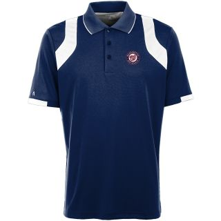 Antigua Washington Nationals Mens Fusion Short Sleeve Polo   Size: XXL/2XL,