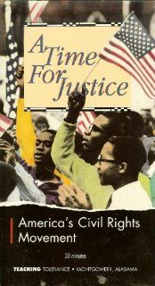 A Time For Justice: America's Civil Rights Movement: Charles Guggenheim: Movies & TV