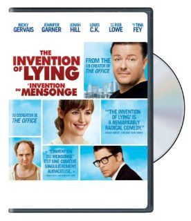 The Invention of Lying Ricky Gervais, Jennifer Garner, Jonah Hill, Louis C.K., Jeffrey Tambor, Matthew Robinson Movies & TV