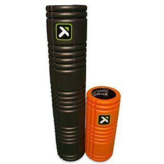 Trigger Point Performance Grid 2.0 Revolutionary EVA Foam Roller (Black): Sports & Outdoors