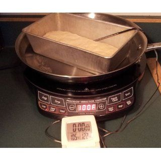 NuWave PIC   Precision Induction Cooktop: Electric Countertop Burners: Kitchen & Dining
