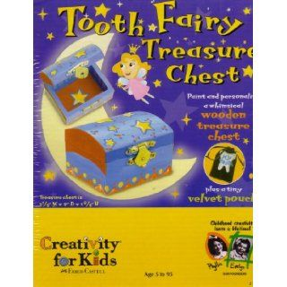 Tooth Fairy Treasure Chest (tooth chart & information booklet included): Books