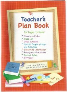 Teacher's Record Book: Keeps a Record Of: Projects, Student Contact Information, Seating Charts, Class Rosters, Parent Communications : Office Products