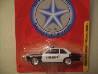 Johnny Lightning Forever R11 Deputy Gerald Cooley Jr.'s 1981 Chevy Malibu: Toys & Games