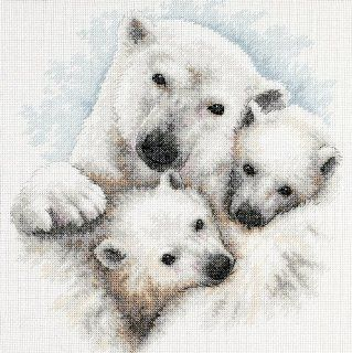 Dimensions Needlecrafts Counted Cross Stitch, Mothers Love