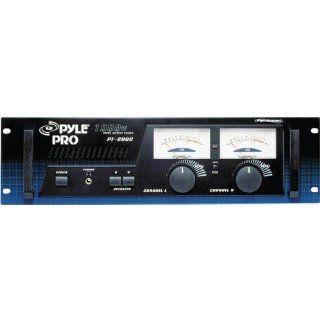 PYLE PT 2000 1000 Watt Power Amplifier