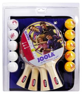 JOOLA USA Tournament Family Table Tennis Paddle Set   Table Tennis Paddles