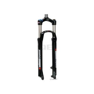 "SR Suntour XCR 100mm 29"" Black 1 1/8"" Threadless : Bike Suspension Forks : Sports & Outdoors"