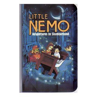 Little Nemo: Adventures in Slumberland [VHS]: Gabriel Damon, Mickey Rooney, Rene Auberjonois, Danny Mann, Laura Mooney, Bernard Erhard, Bill Martin, Alan Oppenheimer, Michael Bell, Sidney Miller, Neil Ross, John Stephenson, Masami Hata, William T. Hurtz, B