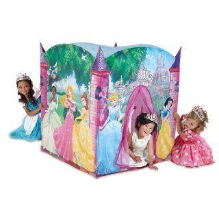 Disney Princess Lets Pretend Playhouse Castle Play Tent Toys & Games