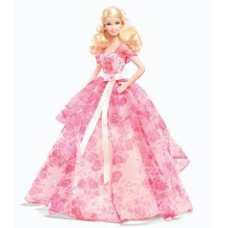 Barbie Birthday Wishes Doll: Toys & Games