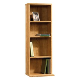 Sauder Beginnings Multimedia Storage Tower   Highland Oak   Media Storage