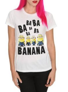 Despicable Me 2 Minion Girls T Shirt 3XL Size : XXX Large at  Women�s Clothing store: Fashion T Shirts