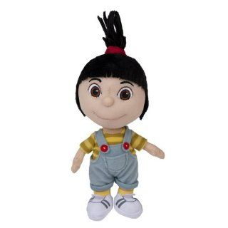 Official 2013 Despicable Me 2 Agnes Mini Plush Doll Toy: Toys & Games