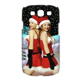 Popular mean girls Lindsay Lohan cute christmas dress hard plastic case for Samsung Galaxy S3 I9300 Computers & Accessories