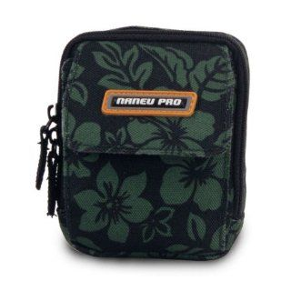 Naneu Pro GOGO Sac Digital Camera Case, Water Proof (Color Forest), for Digital Cameras such as Canon Powershot A590IS, A470; Nikon Coolpix S630, S710; Samsung TL100, SL202; Olympus Stylus Tough 6000, 8000; SONY Cybershot DSCW120, DSCW300, and others.  C