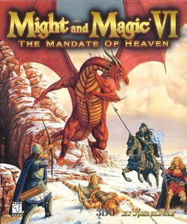 Might & Magic VI: The Mandate of Heaven [Download]: Video Games