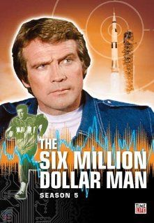 Six Million Dollar Man The Complete Season 5 (Five): Lee Majors, Richard Anderson, Martin E. Brooks, Suzanne Somers: Movies & TV