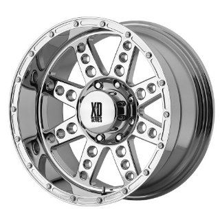 "KMC Wheels XD Series Diesel XD766 Chrome Wheel (22x14""/6x5.5""): Automotive"