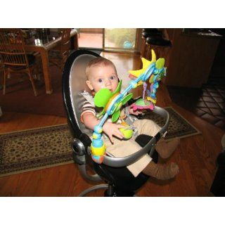 Tiny Love Take Along Arch, Sunny Stroll  Car Seat Toys  Baby
