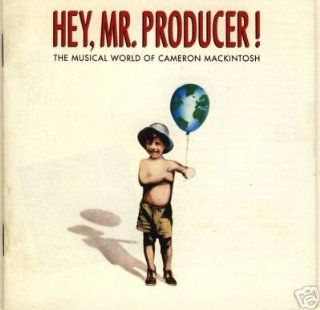 Hey, Mr. Producer! The Musical World of Cameron Mackintosh: Music
