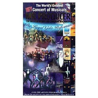 Hey, Mr. Producer! The Musical World of Cameron Mackintosh [VHS]: Julie Andrews, Russ Abbot, Michael Ball, John Barrowman, Peter Bayliss, Brian Blessed, Vadim Bondar, Kye Brackett, David Campbell, Judi Dench, Hal Fowler, Maria Friedman, Gavin Taylor, Nigel