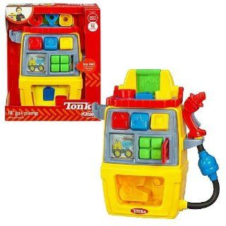 Playskool Tonka Lil Gas Pump: Toys & Games