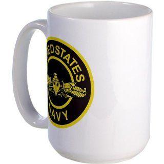 Surface Warfare Officer Coffee Mug Large Mug   Standard Kitchen & Dining