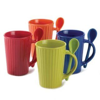 BISTRO COFFEE MUG SET Kitchen & Dining