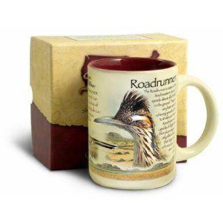 American Expedition 16oz Ceramic Coffee Mug Roadrunner