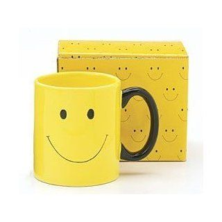 Smiley Happy Face Mug Coffee Cup Great Gift Item Kitchen & Dining