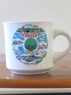 Oregon Souvenir Coffee Mug