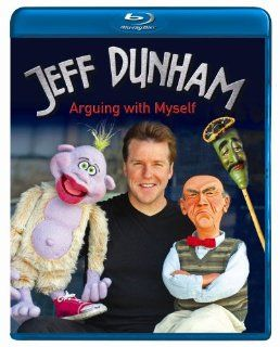Jeff Dunham: Arguing with Myself [Blu ray]: Jeff Dunham, Walter, Peanut, Jos Jalapeo, Bubba J, Sweet Daddy Dee, Manny Rodriguez: Movies & TV
